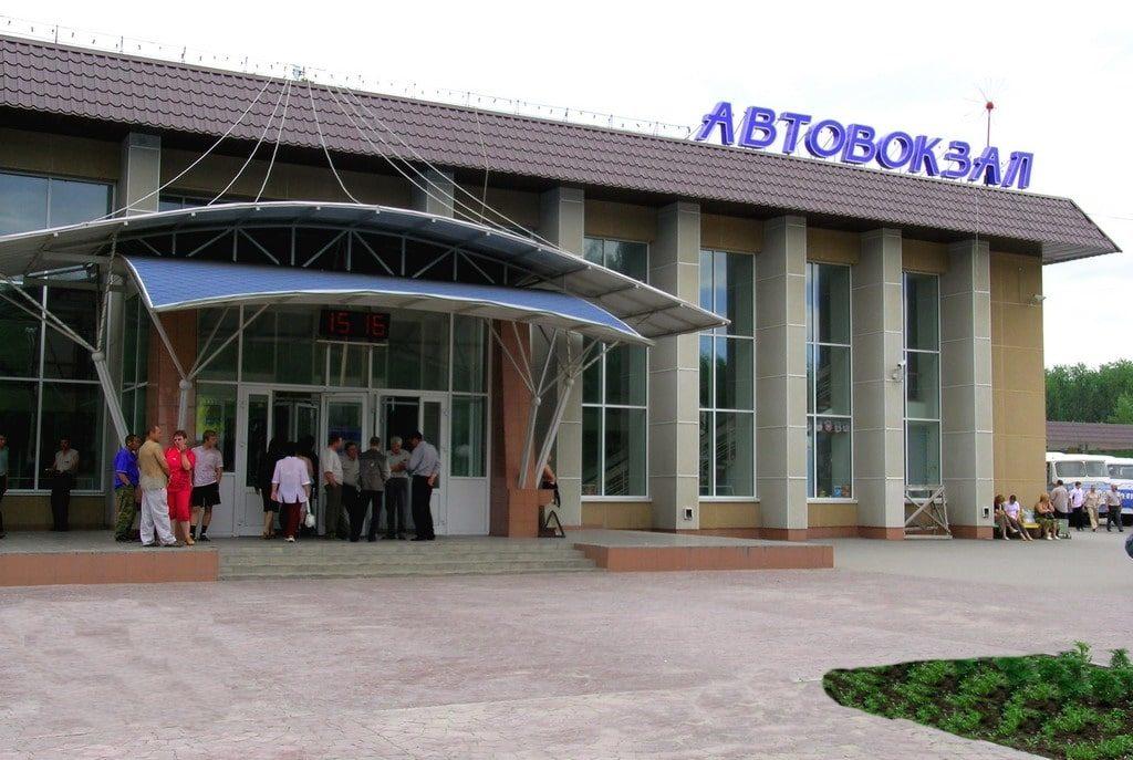 Автовокзал Тюмень - Расписание автобусов